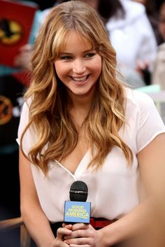 Tabitha | Do One Thing Everyday That Scares You : One of My Role Models ~ Jennifer Laurence