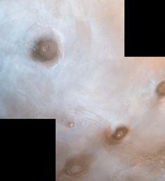 Mars : des images de Viking Orbiter dépoussiérées