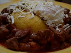 Tochitura Moldoveneasca - imagine 1 mare Cooking Recipes, Ethnic Recipes, Food, Eten, Meals, Recipes, Diet