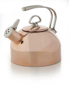 Chantal Copper Tea Kettle