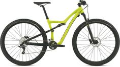 Demo Available! Specialized 2015 RUMOR FSR COMP 29 HYP GRN/CARB/SIL/BLK