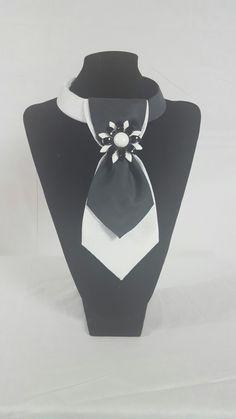 Repurposed tie