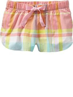 Womens Printed Lounge Shorts