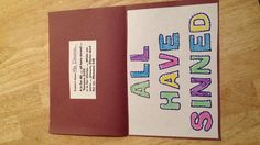 Bear hug brochure. Cubbies own bible