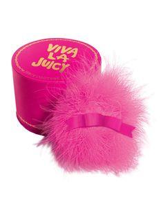 Juicy Couture Viva la Juicy Perfumed Dusting Powder #GIVEMEVIVALAJUICY