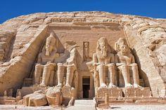 Monumentos de Nubia, desde Abu Simbel hasta Philae (Egipto)