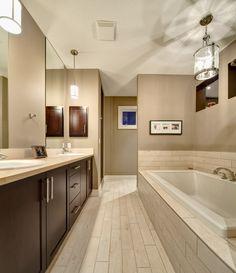 The Campbell Custom Ensuite Bathroom