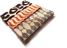 Typography towels from Font guru's House Industries?  Yes, please!  http://www.houseind.com/objects/objects/floursacktowels