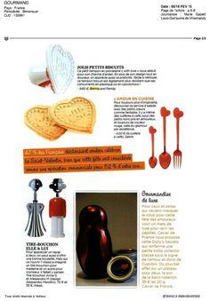 Bianca and Family, Gourmand Magazine, 5-18 février 2015