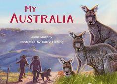 My Australia by Julie Murphy & Garry Fleming (NLA, 2018)