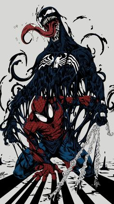 How Spiderman Comic Phone Wallpaper Can Increase Your Profit! Marvel Art, Marvel Dc Comics, Marvel Heroes, Spiderman Kunst, Venom Spiderman, Character Drawing, Comic Character, Comic Books Art, Comic Art