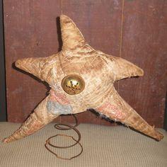 Star Cutter Quilt Tree Topper
