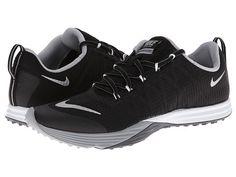 Nike Lunar Cross Element Black/Wolf Grey/Dark Grey/Metallic Silver - 6pm.com