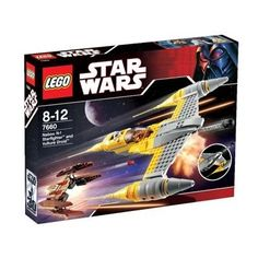Naboo N1 Starfighter Star Wars Lego -- Find out more about the great product at the image link.