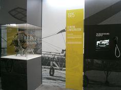 Krea partner tecnico della nuova esposizione ELICOTTERI al Museo Nazionale della Scienza e della Tecnica - allestimento e grafica