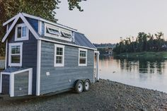 Peek inside the world's smallest luxury home
