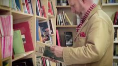 In our latest film we take a look the work of printmaker, painter, illustrator and designer Jonny Hannah