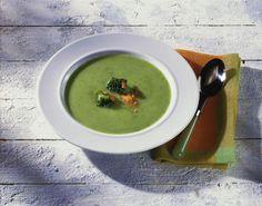Unser beliebtes Rezept für Leichte Broccolisuppe und mehr als 55.000 weitere kostenlose Rezepte auf LECKER.de.