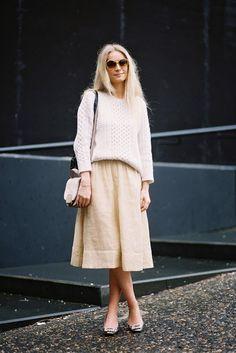 London Fashion Week AW 2014....Martha - Vanessa Jackman