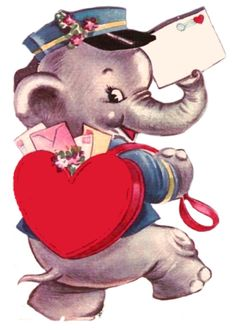Hey, I found this really awesome Etsy listing at https://www.etsy.com/listing/511217313/vintage-elephant-greeting-card-clip-art