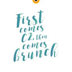 First comes C2, then comes brunch. #corepoweryoga #yoga