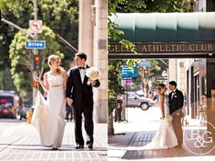 LOS ANGELES ATHLETIC CLUB | BRIANNA and CHARLES | ANGELA TAM -  Los Angeles Wedding Makeup Artist Team