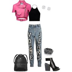 """Moto Barb"" by lianavine on Polyvore"