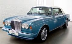 1995 Bentley Continental R Convertible Coupe by H.R. Milliner