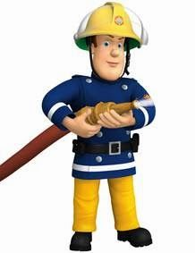 Pin By שולי דדון On סמי הכבאי Pinterest Fireman Sam Birthday