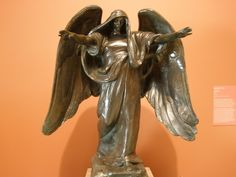 Benediction - Daniel Chester French, 1922 - JMSAZ
