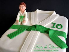 Torte Di Clara Judo Cake Little Boys Cake Ideas