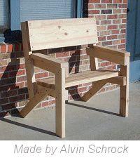 garden-chair built by Shrock