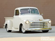Old Chevy Trucks   2011 Classic Truck Buyers Guide Chevy Truck Photo 20