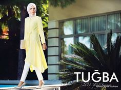 Tugba is another quality brand specialising in stylish trendy Muslim clothing