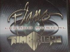 *LEGADO MUSICAL* - FLANS Ft. TIMBIRICHE - LOS 80'S (REMASTERIZADO BaCh E...