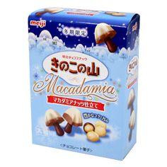 Meiji Macadamia Chocorooms 1.72 oz
