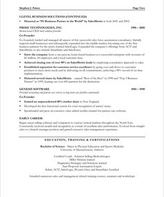 sales executive page2 free resume samplesmarketing - Resume Format For Sales Executive