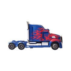 Transformers Optimus Prime Leader Robot Car
