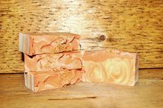 Organic soap patchouli orange and ginger by lafabrikabulles