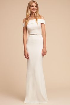 Ivory Legacy Dress | BHLDN