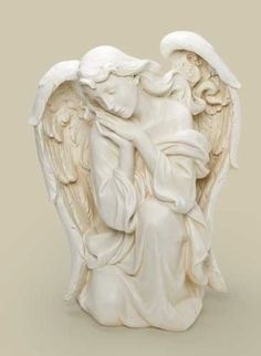 Always In Our Hearts Angel Memorial Garden Statue   Beattitudes Gifts ♡  Spiritual Gift Shop ♡   Pinterest   Spiritual Gifts And Products