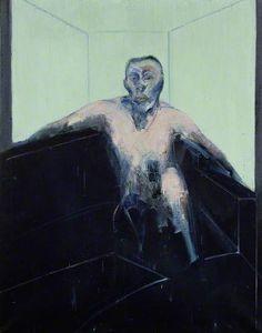 Francis Bacon | Study for a Portrait of P. L., No.2