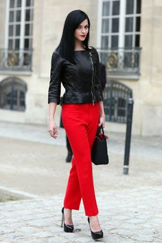 street fashion - paris.