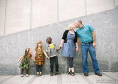 Adoption Photography