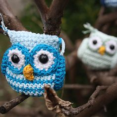 Tutorial gufo all 39 uncinetto crochet owl tutorial for Owl fish clothing