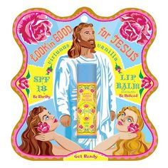 """The Jesus Brand"" Lip Balm"