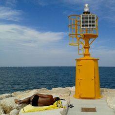 #riposo alla  #barafonda #barafondabeach #rimini #romagna #sea #beach #mare #spiaggia #myrimini #raccontarimini #ig_rimini_  #igers #igersfc #igersemiliaromagna #igersrimini #instamood #vivorimini #vivocesena #vivoemiliaromagna #ig_forli_cesena  #comunerimini #mytown @comunerimini #ig_emilia_romagna #ig_emiliaromagna