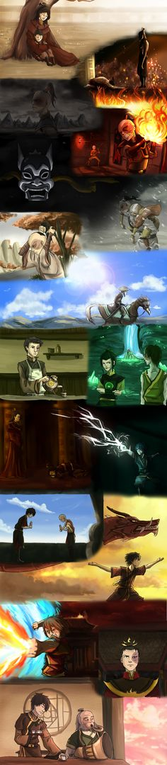 Zuko... if only every child who lost their way had the strength and determination to find it again.