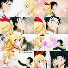 It's a love story baby just say.. yes :) #TeamChitoge