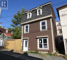 2 BRITISH Square St. John's Newfoundland (1123670) |This home was completely rebuilt from the studs in. Find a modern kitchen with stainless fridge, built in ovens, stove top, wine cooler, wine rack, dishwasher and contemporary range hood. Buy now! For more info contact Wally Lane (709) 764-3363 wally@normanlane.ca
